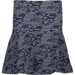 Spódniczki rozkloszowane: Spódnica w kolorze granatowym
