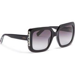 Okulary przeciwsłoneczne FURLA - Furla Mira 995253 D 239F RE0 Onyx. Czarne okulary przeciwsłoneczne damskie Furla. Za 805,00 zł.