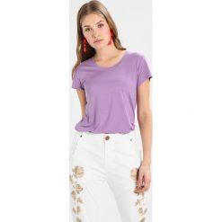 T-shirty damskie: Kaffe ANNA O NECK Tshirt basic orchid mist