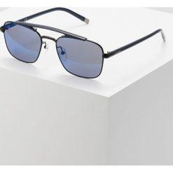 Calvin Klein Okulary przeciwsłoneczne black. Czarne okulary przeciwsłoneczne damskie clubmaster Calvin Klein. W wyprzedaży za 471,75 zł.