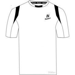 T-shirty chłopięce: Huari Koszulka juniorska LIBERTI JUNIOR T-SHIRT White/ Black r. 152
