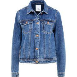 Won Hundred SEVENTEEN STONE Kurtka jeansowa stone blue. Niebieskie bomberki damskie Won Hundred, z bawełny. Za 929,00 zł.