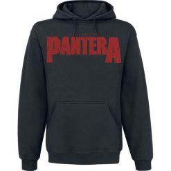 Bejsbolówki męskie: Pantera Vulgar Display Of Power Bluza z kapturem czarny