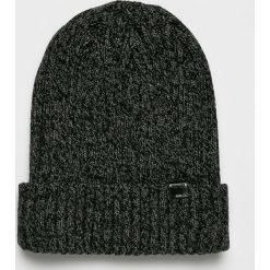 Medicine - Czapka Retro Racer. Czarne czapki zimowe męskie marki MEDICINE, na zimę, z dzianiny, retro. Za 39,90 zł.