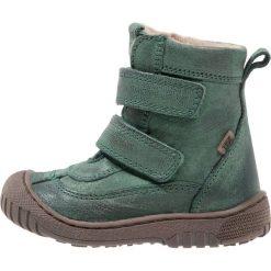 Buty zimowe damskie: Bisgaard Śniegowce green