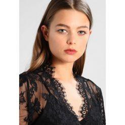 Second Female BABETTE Bluzka black. Czarne bluzki damskie Second Female, xs, z materiału. Za 419,00 zł.