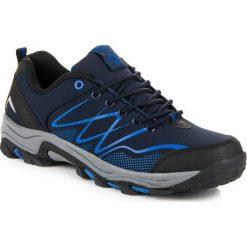 Niskie buty trekkingowe AX BOXING niebieskie. Niebieskie buty trekkingowe damskie AX BOXING. Za 89,00 zł.