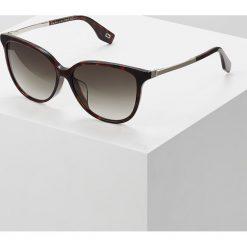 Marc Jacobs Okulary przeciwsłoneczne dkhavana. Brązowe okulary przeciwsłoneczne damskie aviatory Marc Jacobs. Za 569,00 zł.