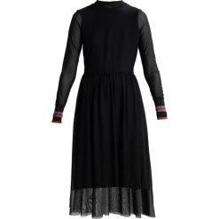 Sukienki hiszpanki: YAS YASNAJA DRESS Sukienka letnia black