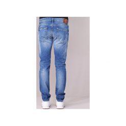 Jeansy straight leg Pepe jeans  STANLEY 45YRS. Niebieskie jeansy męskie marki Pepe Jeans. Za 255,20 zł.