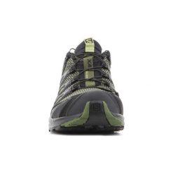 Buty do biegania Salomon  XA Pro 3D 392519. Czarne buty do biegania męskie marki Salomon, z gore-texu, na sznurówki, gore-tex. Za 408,10 zł.