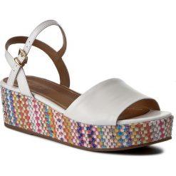 Rzymianki damskie: Sandały KAZAR – Harper 28518-01-01 Biały