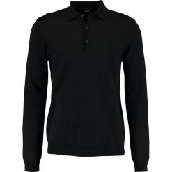 JOOP! DELAN Sweter black. Czarne kardigany męskie marki JOOP!, m, z materiału. W wyprzedaży za 519,20 zł.