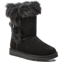 Buty zimowe damskie: Buty UGG – W Deena 1018304 W/Blk