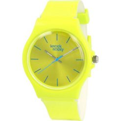 Zegarek Knock Nocky Damski SF3741707 StarFish Lakierowany zółty. Żółte zegarki damskie Knock Nocky. Za 106,99 zł.
