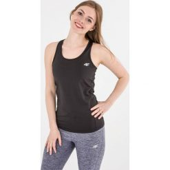 Bluzki damskie: 4f Koszulka damska H4L17-TSDF001 4F czarna r. XL