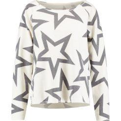 Bluzy rozpinane damskie: Juvia STAR  Bluza ecru/anthracite