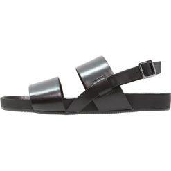 Sandały męskie skórzane: Vagabond FUNK Sandały black