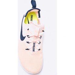 Nike - Buty Free TR 8. Szare buty sportowe damskie marki Nike, z materiału. W wyprzedaży za 429,90 zł.