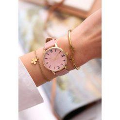 Różowy Zegarek Cyclamen. Czerwone zegarki damskie other. Za 29,99 zł.