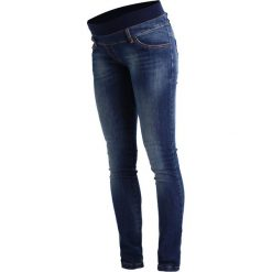 Boyfriendy damskie: 9Fashion MENDOZA Jeansy Slim Fit indigo