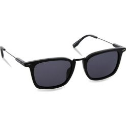 Okulary przeciwsłoneczne BOSS - 0325/S Matt Black 003. Czarne okulary przeciwsłoneczne męskie aviatory Boss, z tworzywa sztucznego. W wyprzedaży za 439,00 zł.