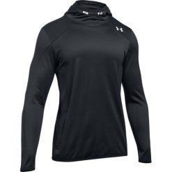 Bluzy męskie: Under Armour Bluza męska ColdGear® Reactor Fleece Hoodie czarna r. XL (1299168-001)