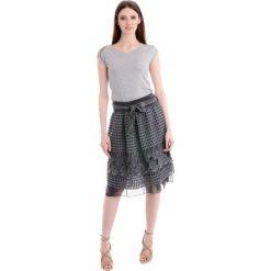 Spódniczki rozkloszowane: Spódnica - 104-5828 GRSC
