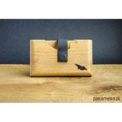 Portfele damskie: Drewniany Portfel Acacia