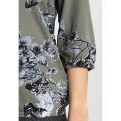 Bluzki asymetryczne: Soyaconcept FELICITY  Bluzka z długim rękawem dusky green