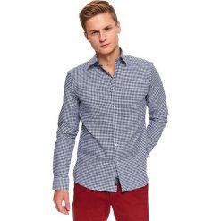 Czerwone koszule męskie Koszule męskie Kolekcja zima  rpMWv