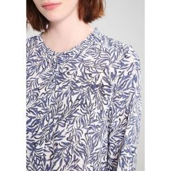 Odzież damska: Mustang Koszula white/blue