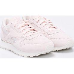 Reebok Classic - Buty. Szare buty sportowe damskie reebok classic Reebok Classic, z gumy. W wyprzedaży za 189,90 zł.