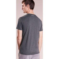 T-shirty męskie z nadrukiem: The Editor STAR FLAG PRINT Tshirt z nadrukiem grey