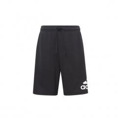 Szorty i Bermudy  adidas  Szorty Must Haves Badge of Sport. Czarne bermudy męskie Adidas, sportowe. Za 169,00 zł.