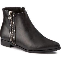 Botki SERGIO BARDI - Alessandria FW127263617JR 101. Czarne buty zimowe damskie Sergio Bardi, ze skóry, na obcasie. W wyprzedaży za 239,00 zł.