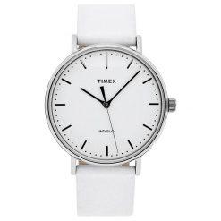 Biżuteria i zegarki damskie: Zegarek unisex Timex Fairfield TW2R26100