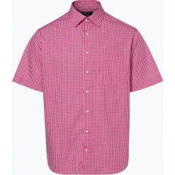 Koszule męskie: Andrew James – Koszula męska łatwa w prasowaniu, czerwony