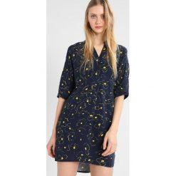 Sukienki hiszpanki: Whistles LUNA MAGNOLIA Sukienka letnia navy/yellow