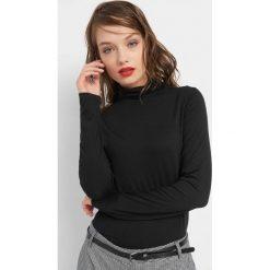 Lekki sweter z golfem. Czarne golfy damskie marki Orsay, xs, z bawełny, z dekoltem na plecach. Za 39,99 zł.