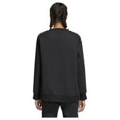 BLUZA ADIDAS TREFOIL CREW CE2431. Czarne bluzy sportowe damskie marki Adidas. Za 199,00 zł.
