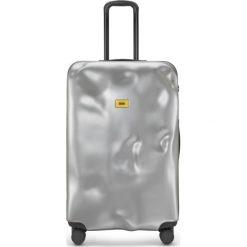 Walizka Icon duża srebrna. Szare walizki Crash Baggage, duże. Za 1120,00 zł.