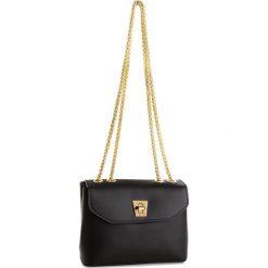Torebka CREOLE - K10513  Czarny. Czarne torebki klasyczne damskie Creole, ze skóry. W wyprzedaży za 159,00 zł.