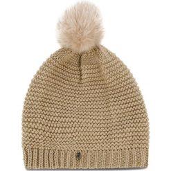 Czapka TRUSSARDI JEANS - Hat Knitted Pon Pon 59Z001169 W020. Szare czapki zimowe damskie marki Calvin Klein Jeans, na zimę, z jeansu. Za 189,00 zł.