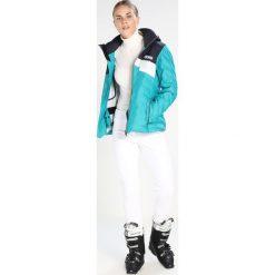 Odzież damska: Colmar SCI DONNA FREESKI Kurtka narciarska mineral green/blue