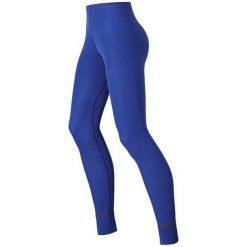 Odlo Spodnie damskie ACTIVE Originals WARM Pants C/O granatowe r. M (152041). Niebieskie spodnie sportowe damskie marki Odlo, m. Za 133,74 zł.