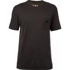 T-shirty męskie: FOX T-Shirt Męski Stymm Pocket Airline M Czarny