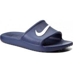 Chodaki męskie: Nike Klapki męskie Kawa Shower niebieskie r. 40 (832528 400)