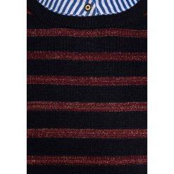 Sukienki dziewczęce dzianinowe: Scotch R'Belle STRIPED Sukienka dzianinowa red