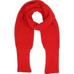 Szaliki damskie: Szal w kolorze czerwonym – 201 x 23 cm